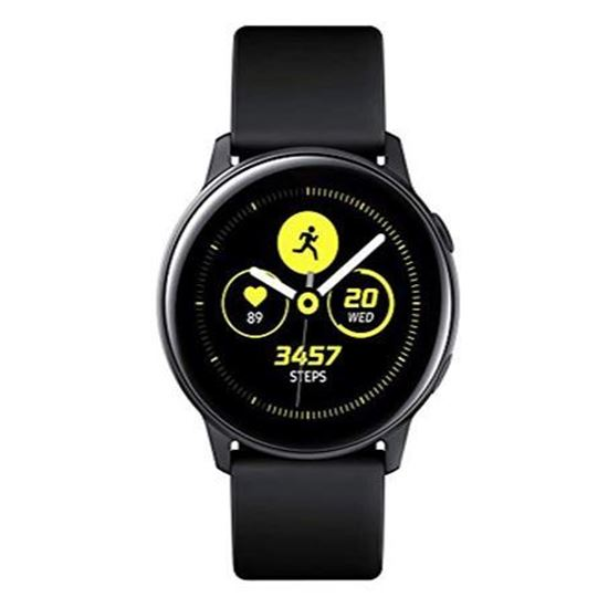 صورة Samsung Galaxy Watch Active (Black), SM-R500NZKAXSG