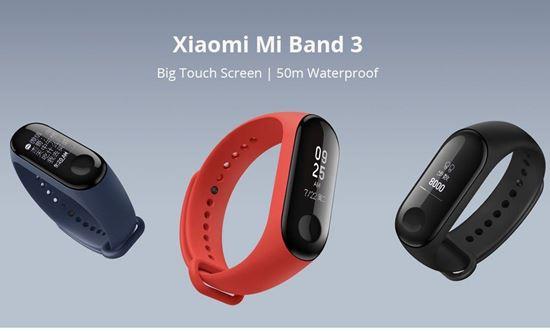 Xiaomi Mi Smart Band 3