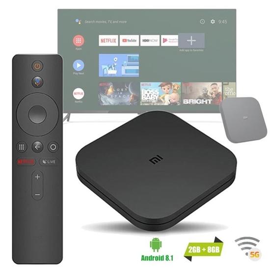 Mi Box S Android TV Box