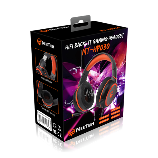 Meetion Mt-Hp030 7.1 Backlit Gaming Headset