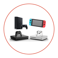 Picture for category Game Consoles