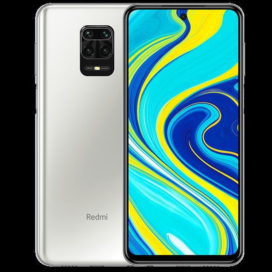 XIAOMI REDMI NOTE 9 PRO 128 GB WHITE