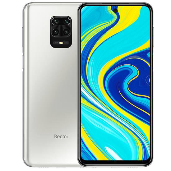 XIAOMI REDMI NOTE 9 PRO 64 GB WHITE