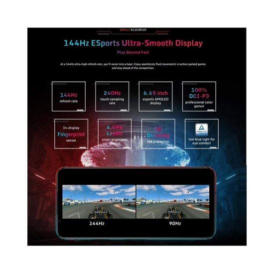 صورة Red Magic 5G Mobile Gaming Phone (Black, 8 GB RAM+128GB)
