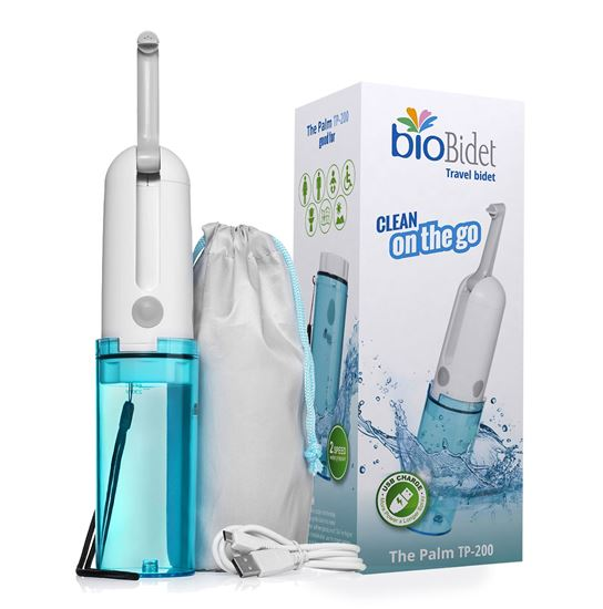 Picture of Electric Portable Bidet Sprayer