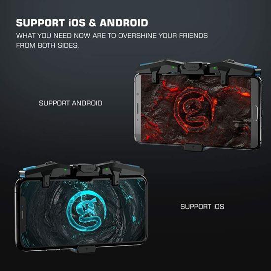 صورة GameSir Mobile Game Controller F4 Falcon