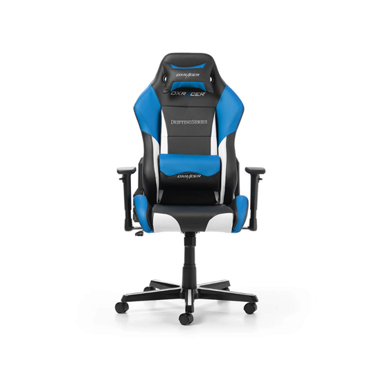 DXRacer Drifting Series Gaming Chair Blue/ Black
