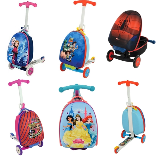 BABY BAG SCOOTER