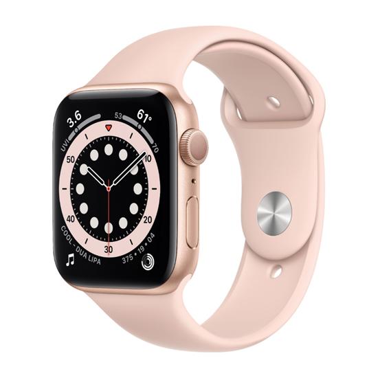 Apple Watch S6 44mm GPS Gold