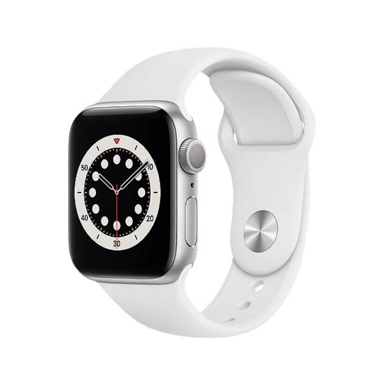Apple Watch S6 44mm GPS Silver