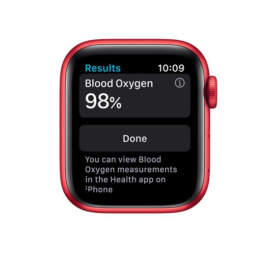 Apple Watch S6 4G 40mm Red