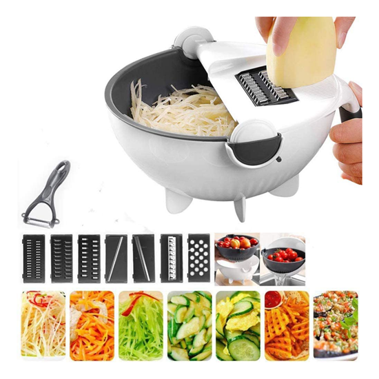 Multi-purpose Vegetable Cutter and Slicer