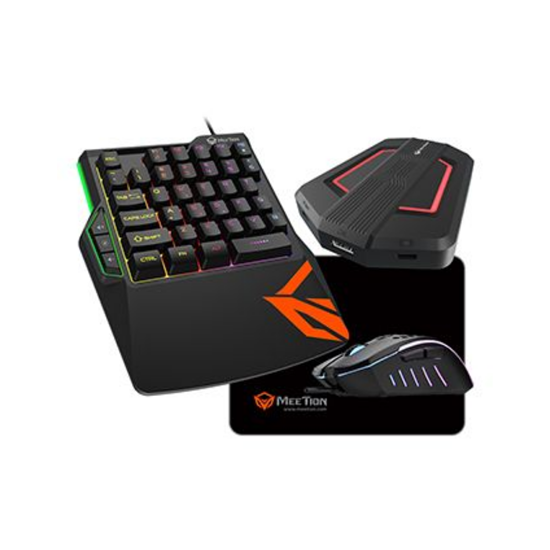 Meetion CO015 Console gaming kits 4 in 1