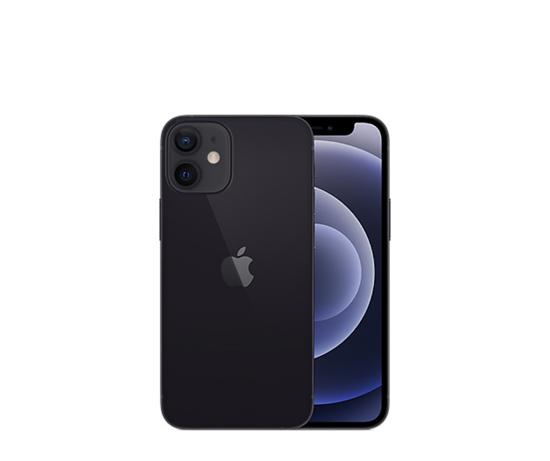 Apple Iphone 12 mini - 64 GB black