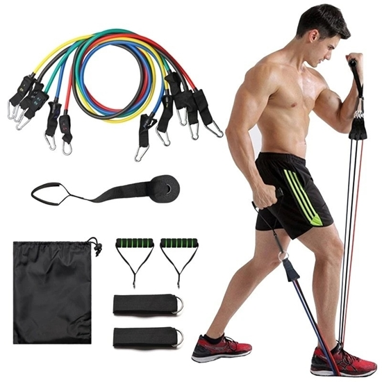 Power Exercise Resistance Bands