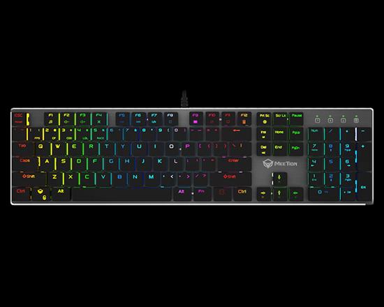 Meetion MT-MK80 Ultra-thin Mechanical Keyboard